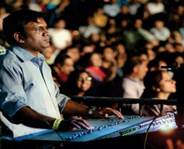 Diploma in Sound Engineering with Live Sound Re-inforcement Specialization