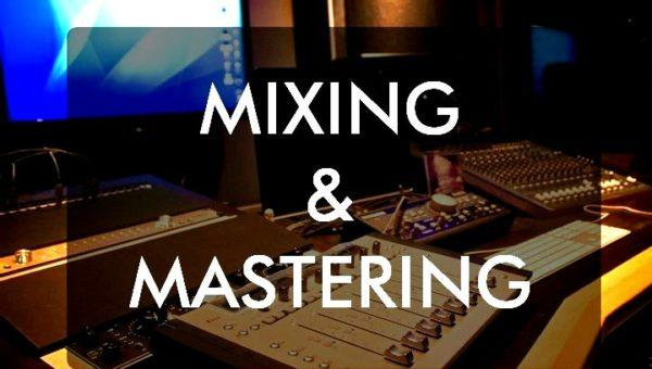Advanced Diploma in Music Mixing and Mastering