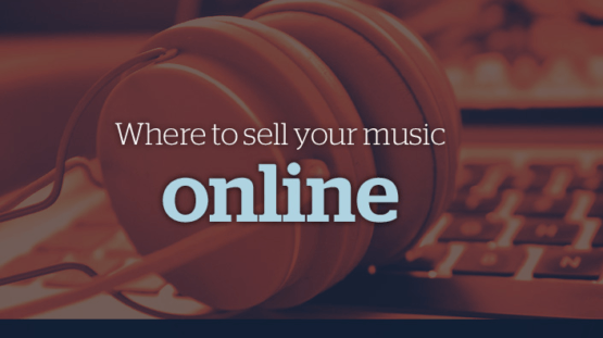 how to sell music online