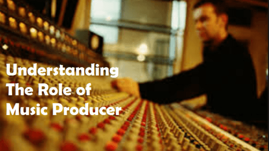 music producer role